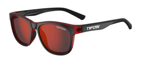 red mirror sunglasses