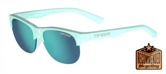 blue mirrored lens sunglasses