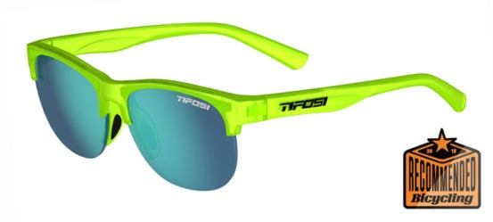 neon blue sunglasses