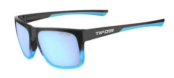 blue fade sunglasses