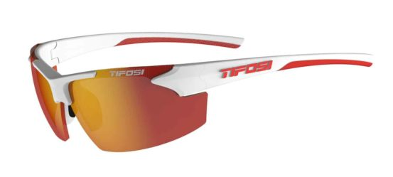 red lens golf sunglasses