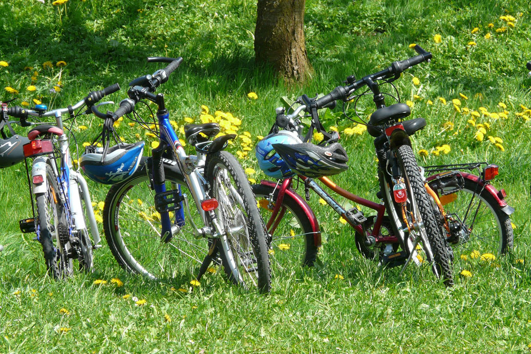 Tips for a Successful Family Bike Ride